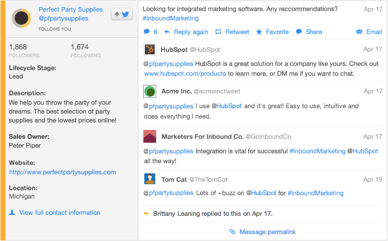 New Hubspot Social Inbox Features You'll Love!