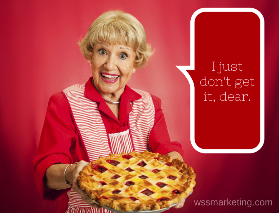 My Grandma Doesn't Get It: What is Social Media Marketing Anyway?
