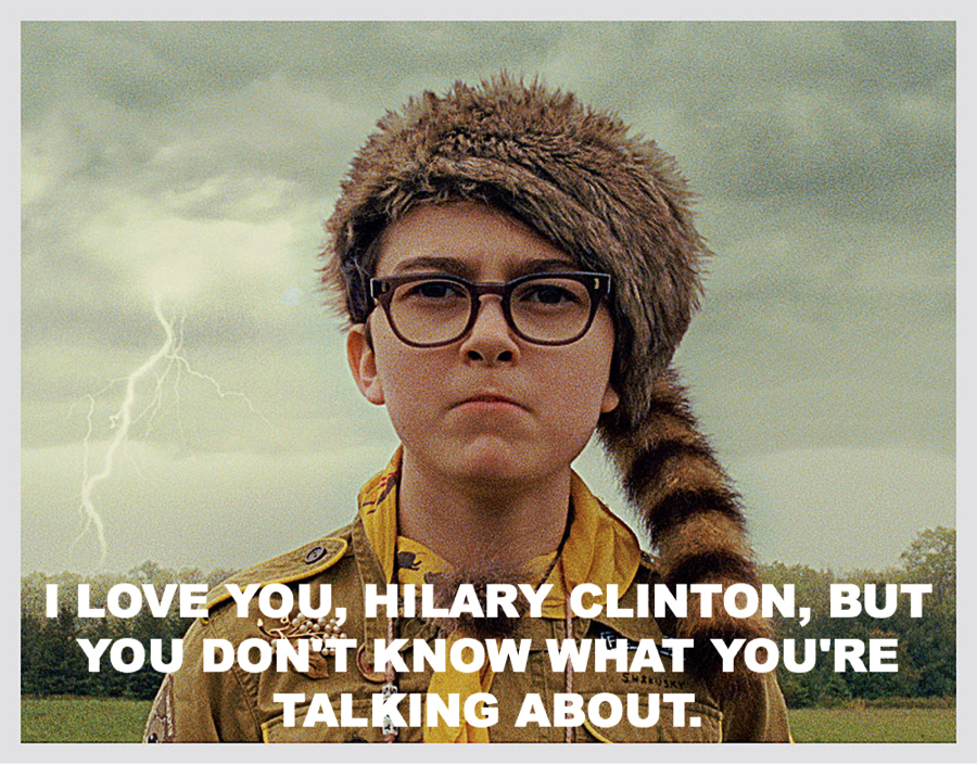 Social Media News: I Love You, Hilary Clinton, but You Don't Know What You're Talking About
